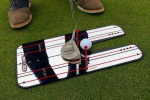 EyeLine Golf Classic Putting Alignment Mirror