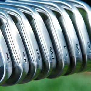 Golfing irons