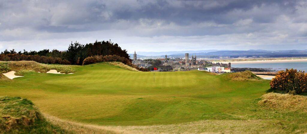 St Andrews Castle Course