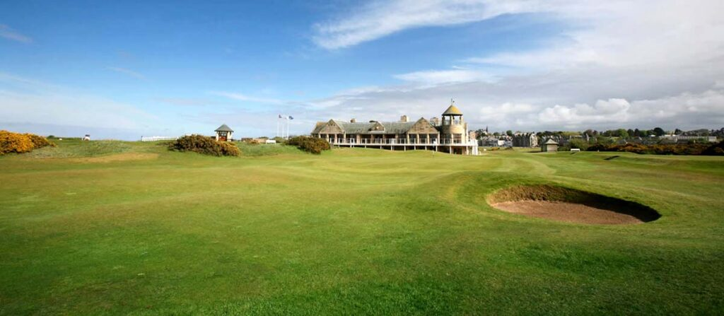 St Andrews New Course
