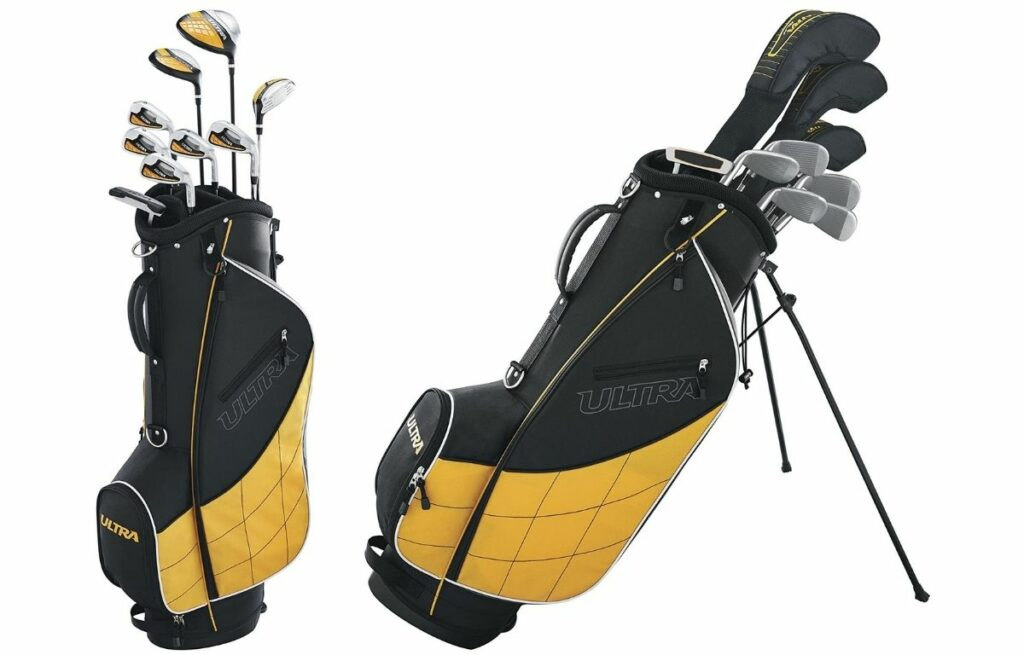 Wilson Ultra Golf Clubs Review