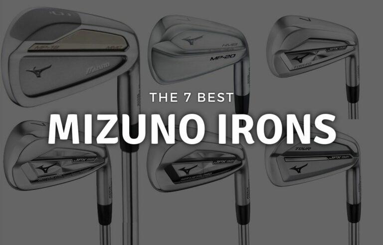 Best Mizuno Irons