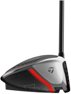 TaylorMade M6 Driver Side