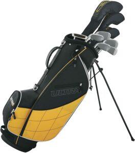 Wilson Ultra Golf Clubs Full Bag