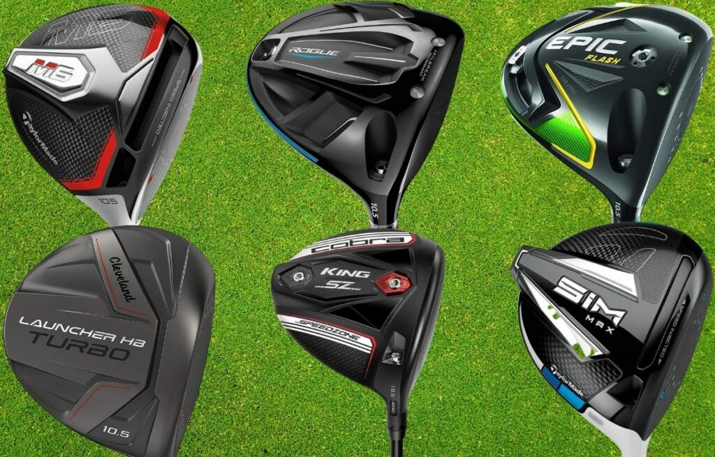 Best Drivers for Distance - 6 golf drivers reviewed