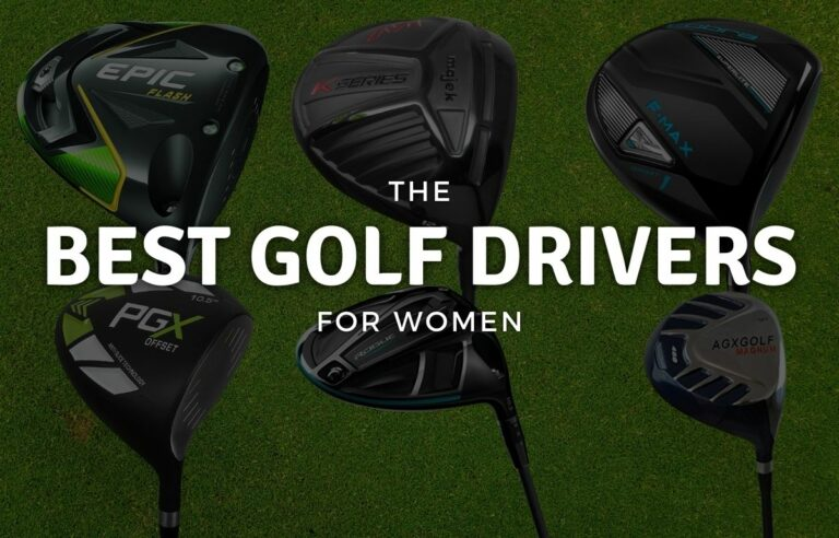 Best Golf Drivers for Women Featured Image