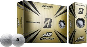 Bridgestone E12 series golf ball