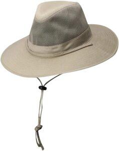 DPC Outdoors Solarweave Treated Cotton Hat